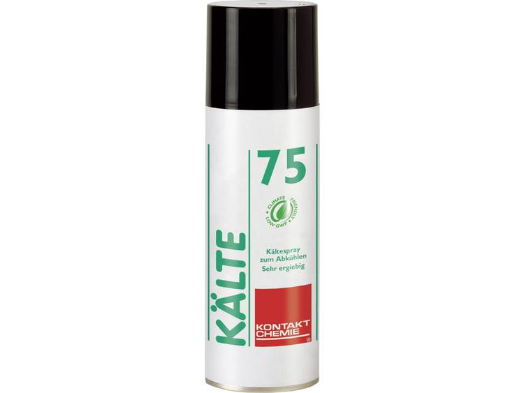 Kontakt Chemie FREEZE 75 33168 AA Koudespray niet brandbaar 200 ml