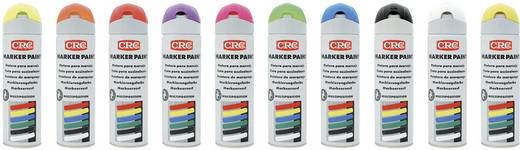 CRC 10164-AA MARKER PAINT - markeringsverf Zwart 500 ml