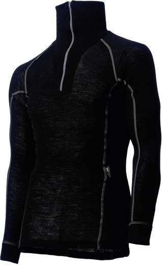 Helly Hansen 75017 Functioneel polohemd met ritssluiting en lange mouwen Maat=XXL Zwart