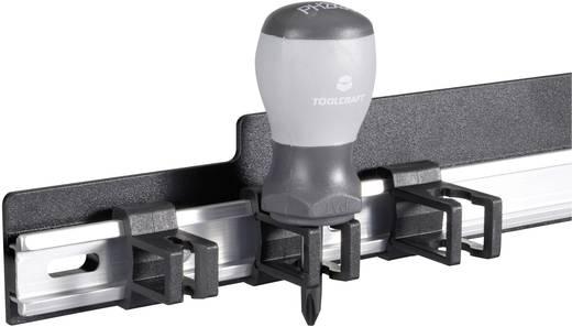 TOOLCRAFT 88 68 87 Toolcraft aluminium schroevendraaierstrip (l x b) 435 mm x 48 mm