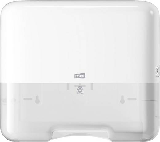 TORK 553100 ZickZack handdoekdispenser Mini Stootvast kunststof 1 stuks