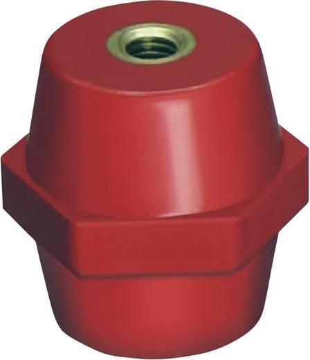Isolatiesteunen (l) 20 mm M6 Polyester glasgevuld ISS-620 1 stuks