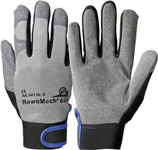 KCL 641 Handschoen RewoMech Kunstleer, Tyvek, Elastan Maat 8