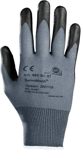 KCL 665 Handschoen GemoMech Nitril, polyamide, polyurethaan Maat (handschoen): 9, L