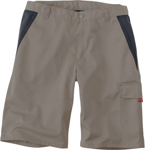 Kübler Active Wear 2886 5413-2599 Bermuda INNO PLUS Maat: 60 Zand-bruin, Zwart