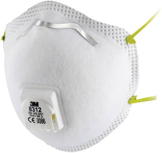 3M Mondmaskers 70071534039 Filterklasse/beschermingsgraad: FFB1 10 stuks