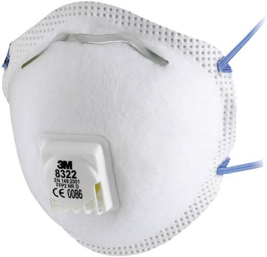 3M Mondmaskers 70071534070 Filterklasse/beschermingsgraad: FFB2 10 stuks
