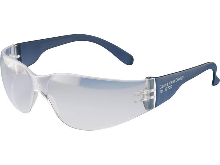 Ekastu Sekur Beschermingsbril CARINA KLEIN DESIGN™ 12720 kleurloos 277 376 DIN EN 166 1 FT
