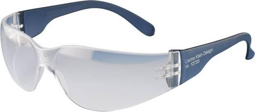 Beschermingsbril CARINA KLEIN DESIGN™ 12720 kleurloos EKASTU Sekur 277 376 - DIN EN 166 1 - FT