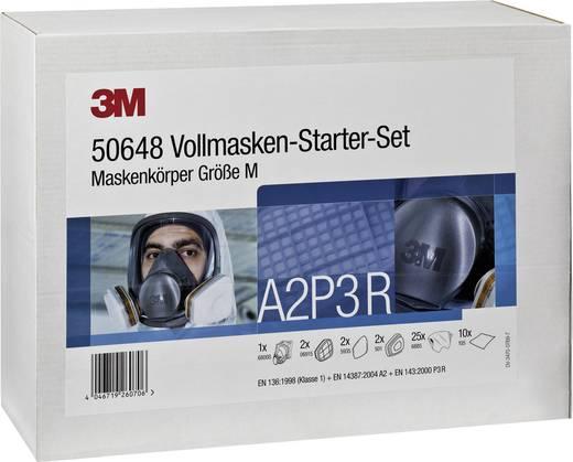 3M Volmasker starterset DE272919916 Filterklasse/beschermingsgraad: A2P3R 1 stuks