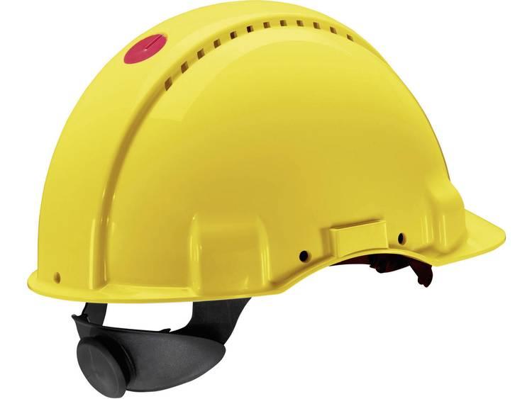 Peltor veiligheidshelm G3000 Uvicator sensor geel EN 397 Geel XH001675178