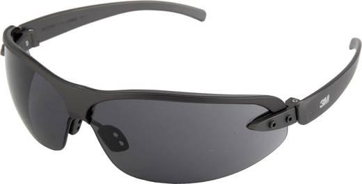 3M Veiligheidsbril 1200E grijs getint DE272934733 Omlijsting - polyamideBeugel - polycarbonaatBrillenglas - poly