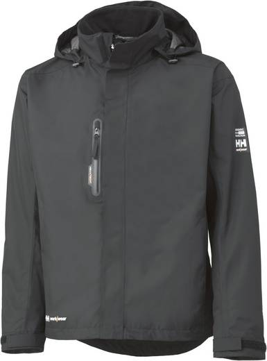 Helly Hansen 71043 HAAG jack Maat: XL Zwart