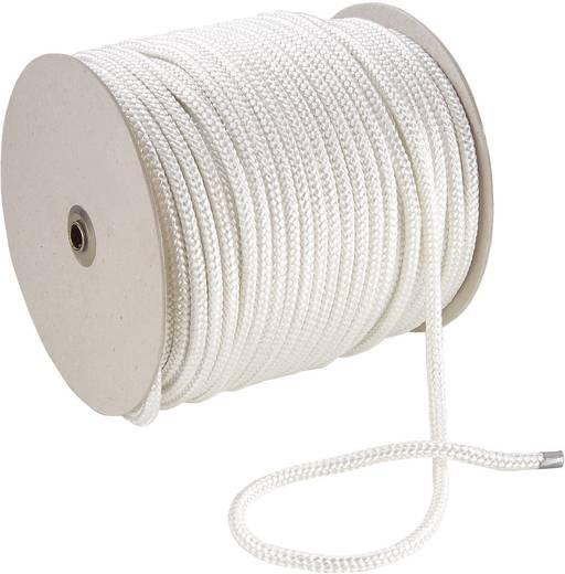 Polyesterdraad (Ø x l) 8 mm x 100 m 20070 Wit
