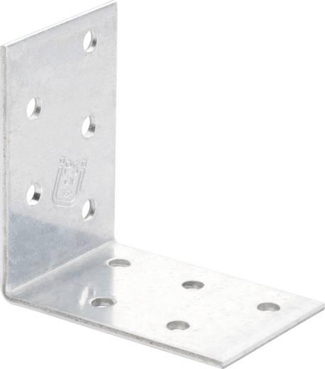 TOOLCRAFT Haak voor geperforeerde platen 60 mm Staal 1 stuks