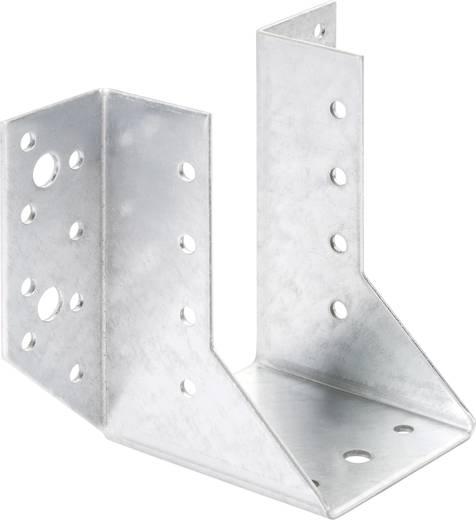 TOOLCRAFT Balkschoen 100 mm Staal 1 stuks