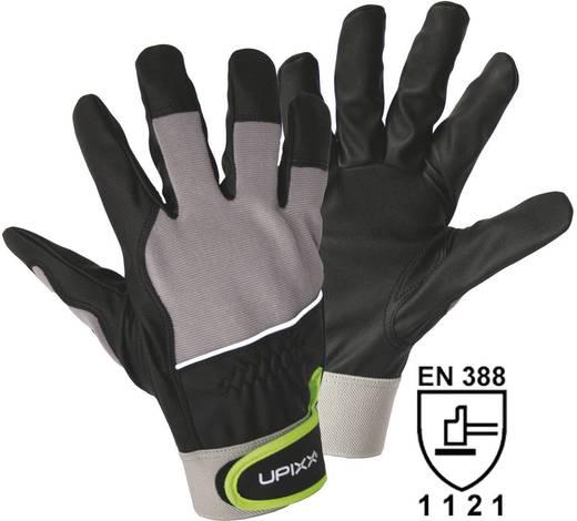 """Upixx 1190 Touch Grip handschoen van synthetisch leer PU, microvezel en spandex """""""" Maat (handschoen): 8, M"""