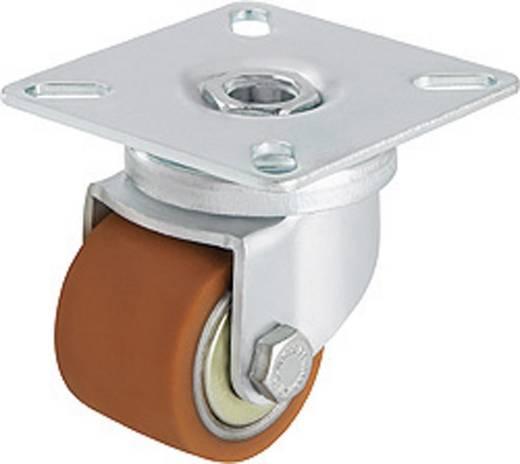 Blickle 603175 Apparaatzwenkwiel met plaat Uitvoering (algemeen) Plaat