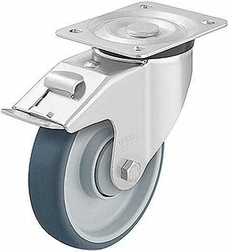 Blickle 472290 Zwenk- en bokwielen met polyurethaan loopvlak Uitvoering (algemeen) Zwenkwiel met rem