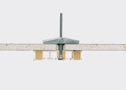 Fischer 080192 Hollewandpluggen KD 3 B Metaal 12 mm 10 stuks