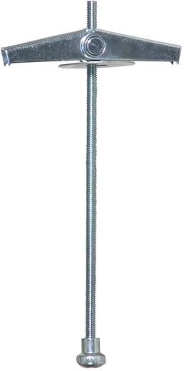 Fischer 080193 Hollewandpluggen KD 4 B Metaal 14 mm 10 stuks