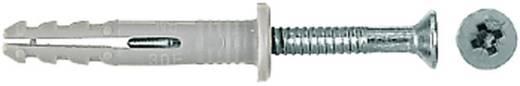 Fischer 050352 Slagpluggen N 5 x 50 Z Kunststof slagpluggen 5 mm 100 stuks