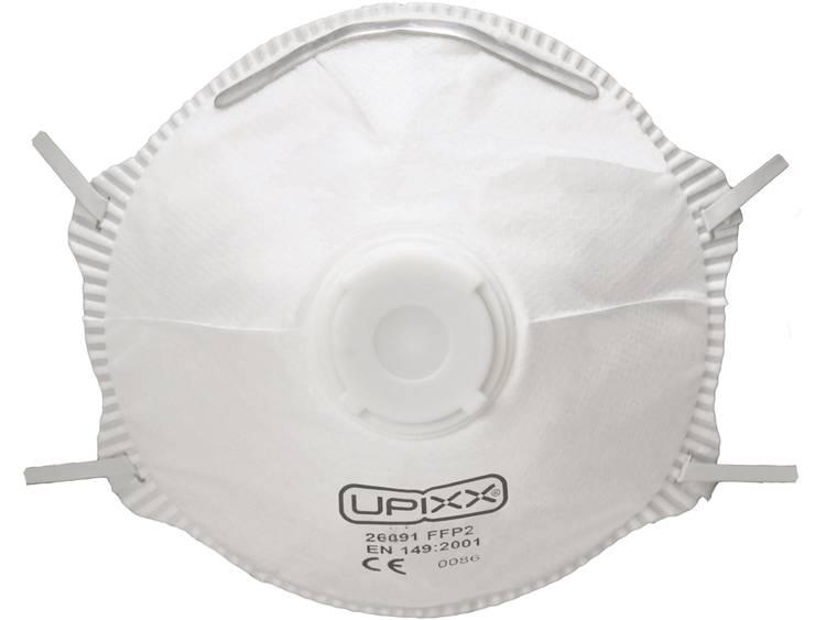 Upixx Fijnstofmasker FFP2 26091 Filterklasse-beschermingsgraad: FFP2 1 stuks