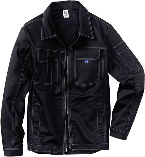 Kübler Active Wear 1217 3419-99 INNO PLUS UNI-DRESS jas Maat: 50 Zwart