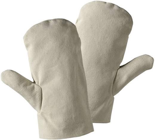 Upixx 1041 Vuisthandschoen van zeildoek 100 % katoen Maat (handschoen): Universeel