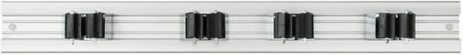 40 158 Prax houderrail voor apparatuur (l x b) 480 mm x 54 mm