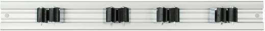 40 159 Prax houderrail voor apparatuur (l x b) 480 mm x 54 mm