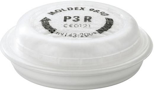 Moldex 903001 Stoffilter Filterklasse/beschermingsgraad: P3RD 12 stuks