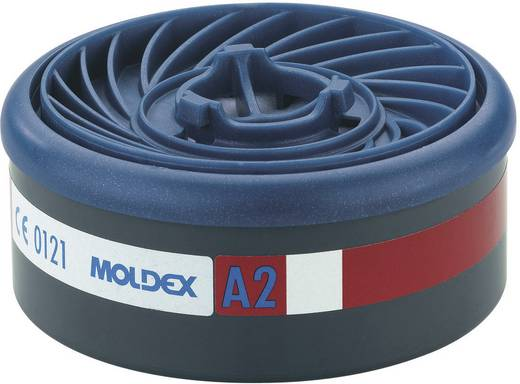 Moldex 920001 Gasfilter EasyLock Filterklasse/beschermingsgraad: A2 8 stuks