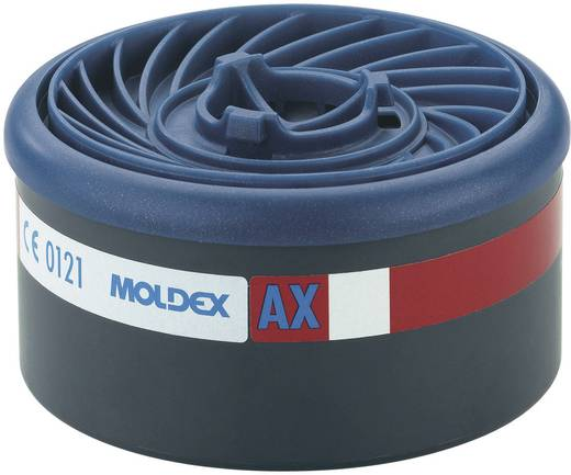 Moldex 960001 Gasfilter EasyLock Filterklasse/beschermingsgraad: AX 8 stuks