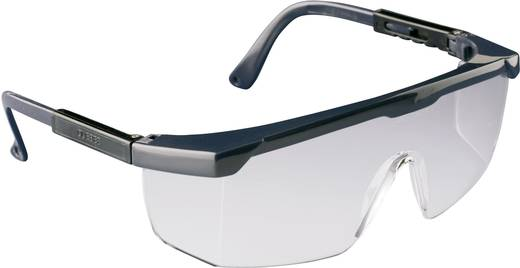 EKASTU Sekur Veiligheidsbril CLAREX kleurloos 277 379 Kunststof DIN EN 166 1 - FT