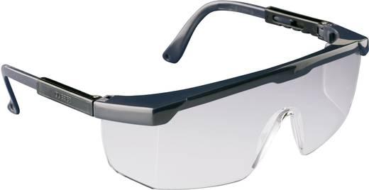 Veiligheidsbril CLAREX kleurloos EKASTU Sekur 277 379 Kunststof DIN EN 166 1 - FT