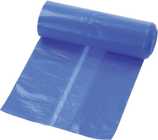 Afvalzak 120 l (l x b) 1100 mm x 700 Blauw 10 stuks