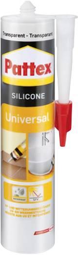 Pattex UNIVERSAL Siliconen Kleur: Transparant 300 ml