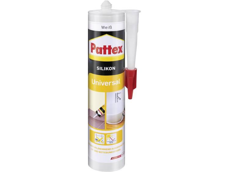 Pattex univiveseel siliconekit wit 300 ml