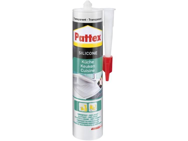 Pattex siliconekit keuken transparant 300 ml