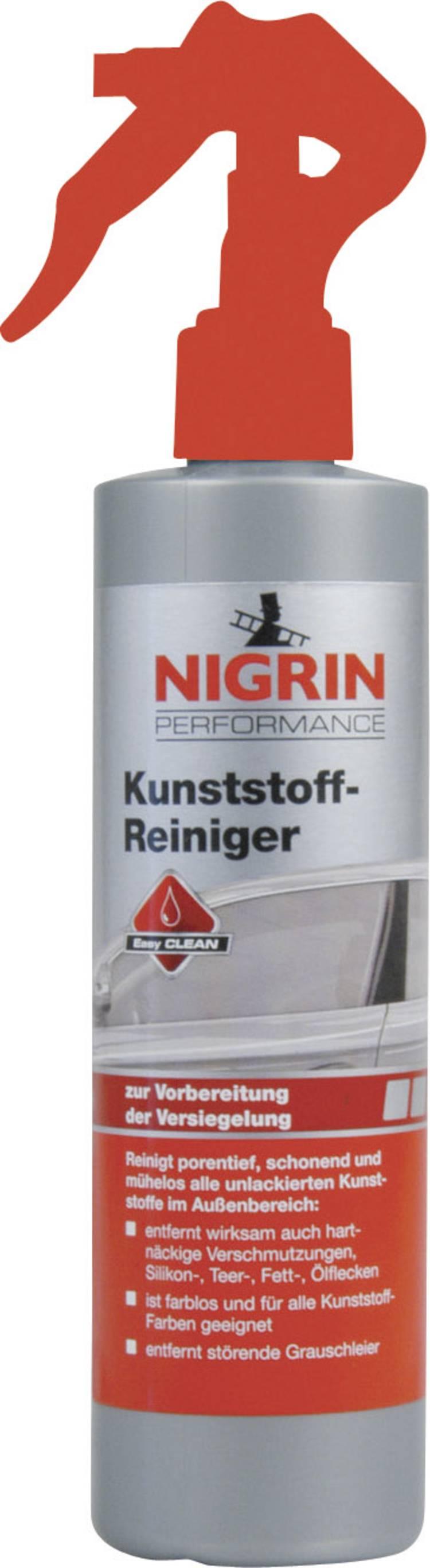 Image of Kunststofreiniger 300 ml Nigrin 72935