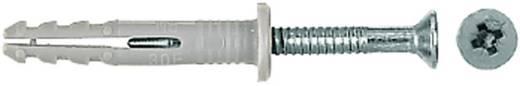 Fischer 50338 Spijkerpluggen N-FZ 5x30 mm Kunststof slagpluggen 5 mm 100 stuks