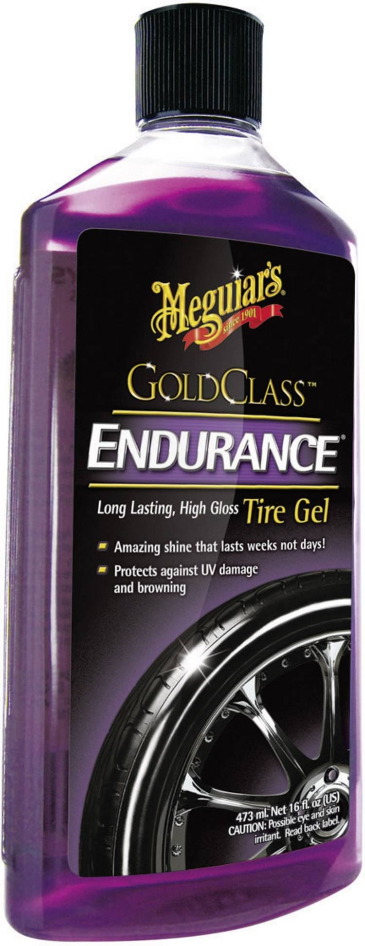 Image of Meguiars Endurance High Gloss Tire Gel 650007 473 ml