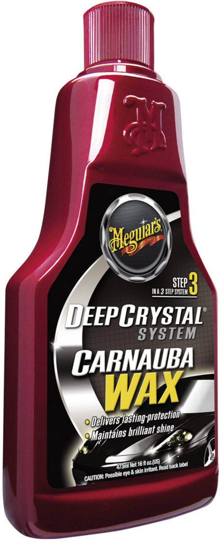 Image of Autowas 473 ml Meguiars Deep Crystal Wax Carnauba 650020