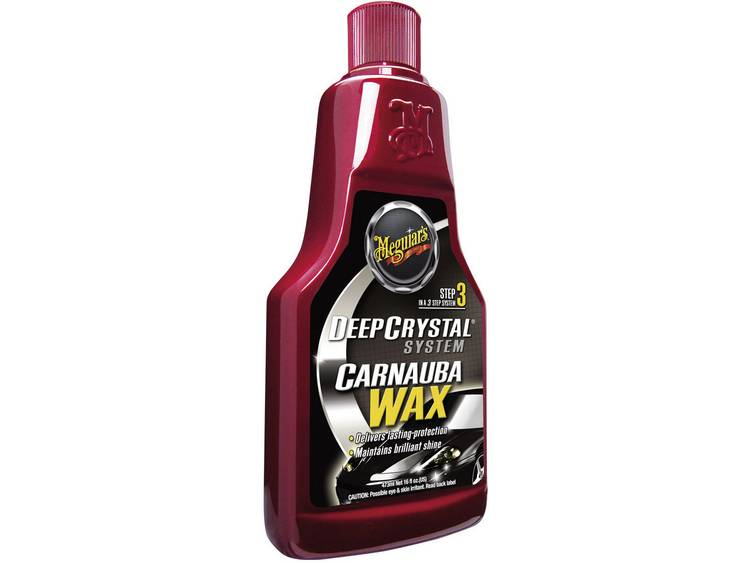 Autowas 473 ml Meguiars Deep Crystal Wax Carnauba 650020