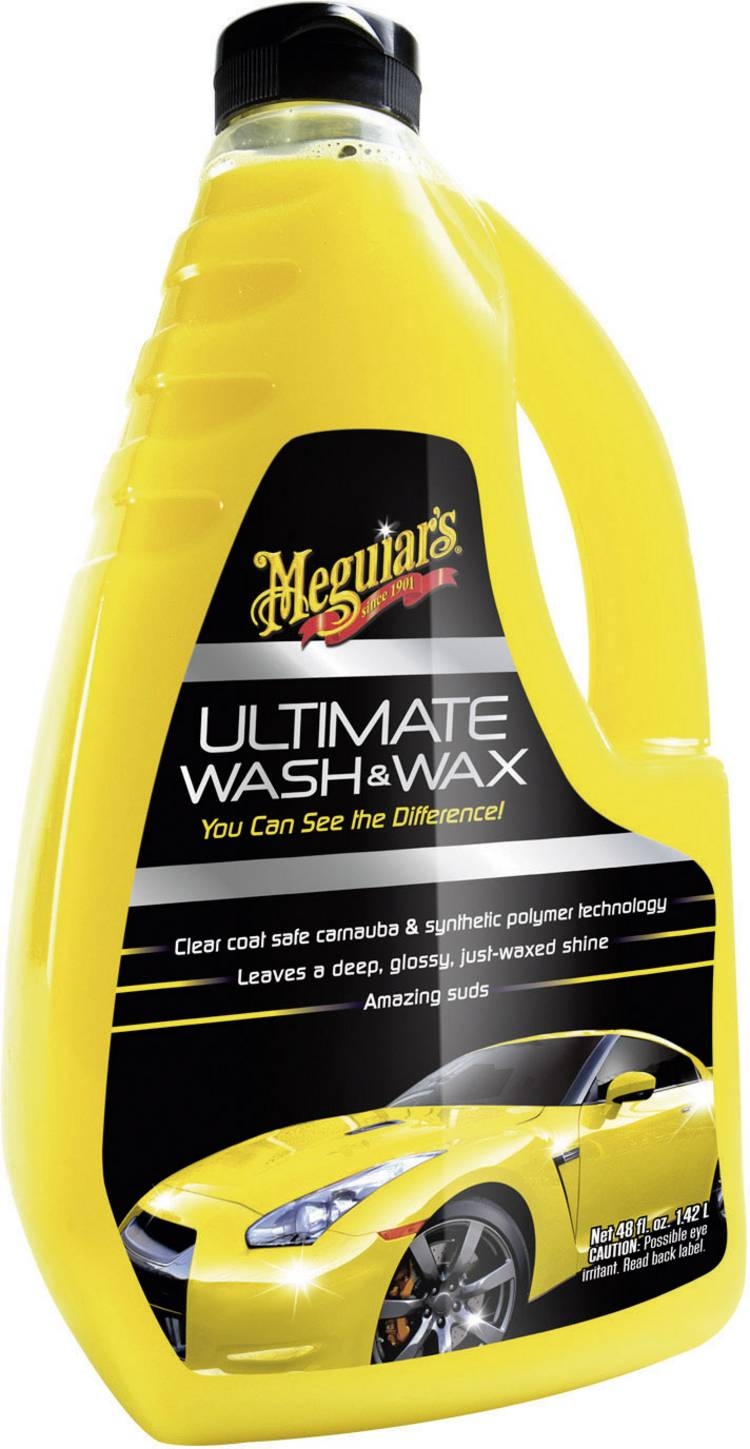 Image of Autoshampoo 1420 ml Meguiars Ultimate Wash & Wax 650153