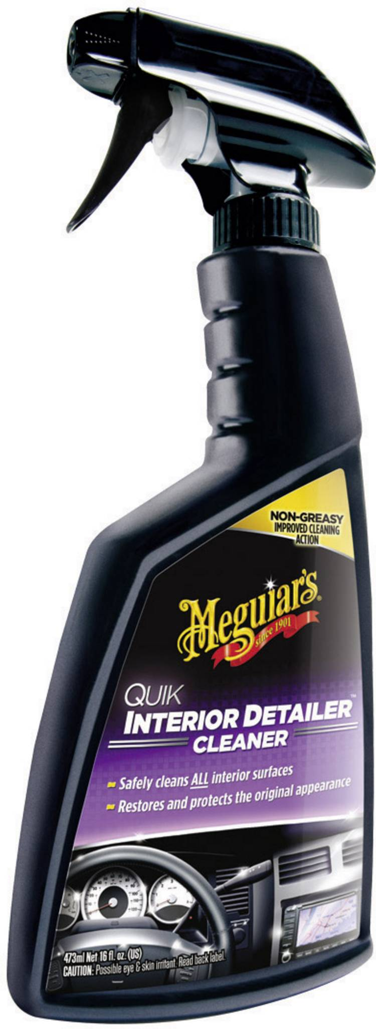 Image of Meguiars Quik Interior Detailer 650034 473 ml