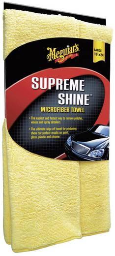 Meguiars x2010 Supreme Shine microvezeldroogdoek 1 stuks