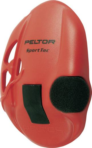 Peltor 210100-478-RD SportTac reserve oorschelp Rood N/A 1 paar