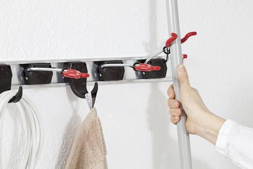 Bruns Strip voor gereedschapshouder 4 houder + 2 haken 60457